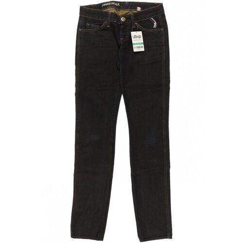 FREESOUL Damen Jeans blau Baumwolle Synthetik Jeans INCH 27