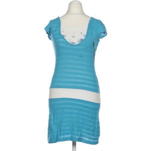 FREESOUL Damen Kleid blau kein Etikett INT S