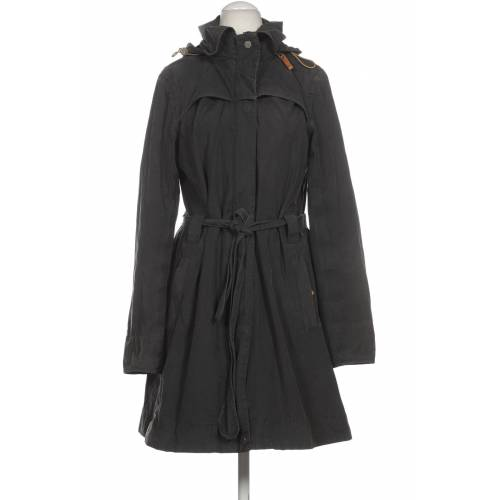 Finkid Damen Mantel schwarz Synthetik DE 36