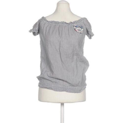 Fornarina Damen Bluse grau kein Etikett INT XXS