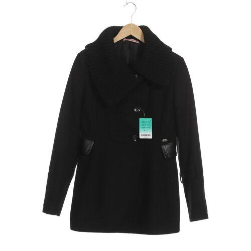 Fornarina Damen Mantel schwarz kein Etikett INT M