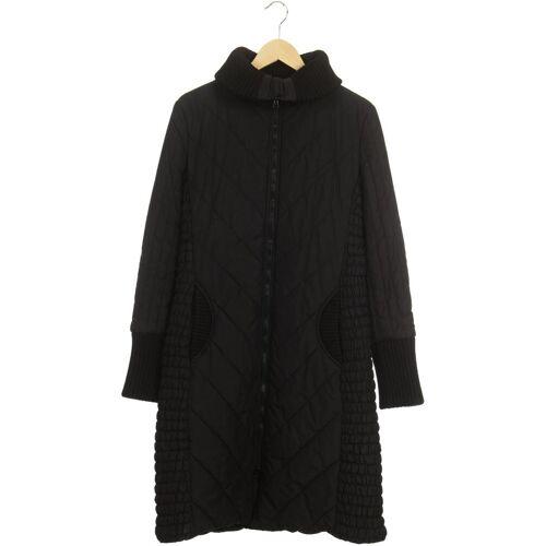 Fornarina Damen Mantel schwarz Synthetik INT S