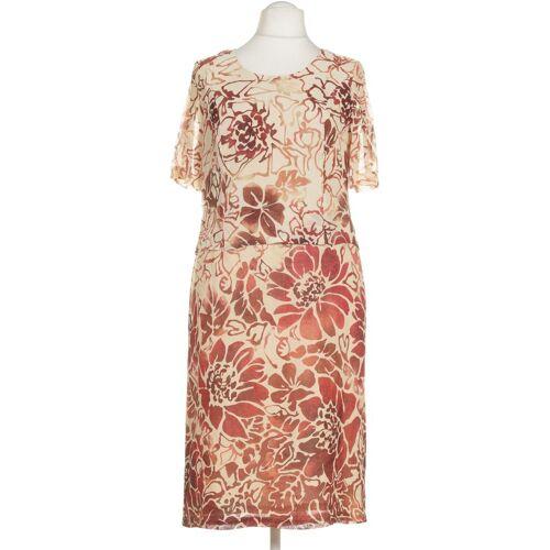 Frankenwälder Damen Kleid beige Viskose DE 42