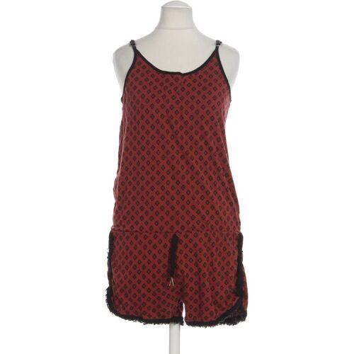 Frogbox Damen Jumpsuit/Overall INT XS L2, Maße Bundweite: 31cm, Maße Innenbeinlänge: 6cm braun