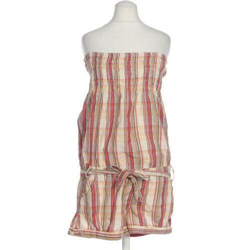 Frogbox Damen Jumpsuit/Overall INT XS L3, Maße Bundweite: 31cm, Maße Innenbeinlänge: 7cm beige