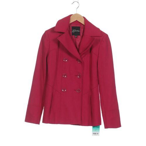 Guess Damen Mantel pink Synthetik INT S