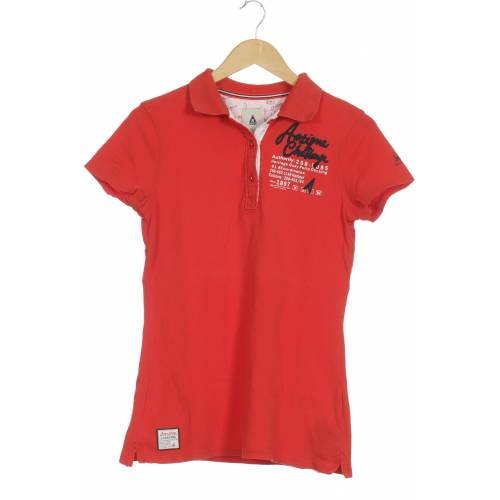 Gaastra Damen Poloshirt rot kein Etikett INT M