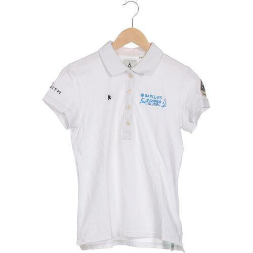 Gaastra Damen Poloshirt weiß kein Etikett INT M