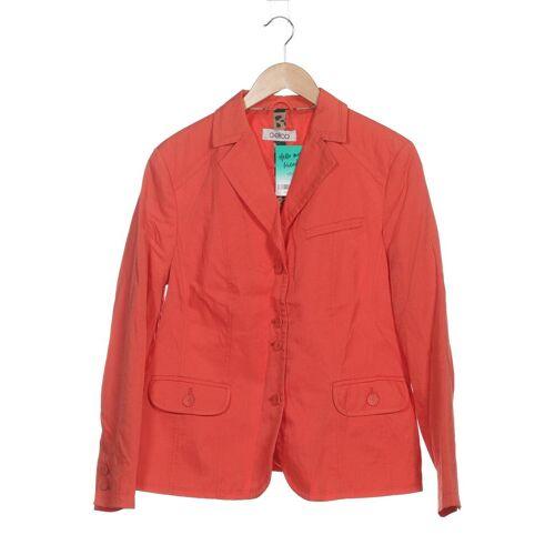 Gelco Damen Jacke rot Synthetik DE 44