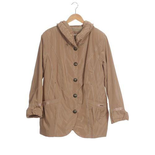 Gelco Damen Jacke beige kein Etikett DE 44