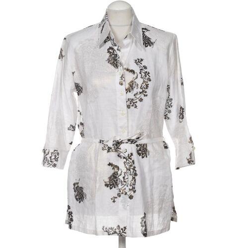 Gelco Damen Bluse weiß kein Etikett DE 38