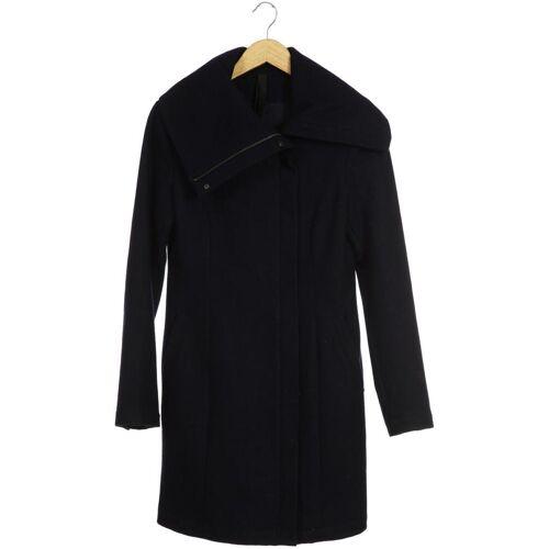 Gestuz Damen Mantel blau Synthetik Wolle DE 38