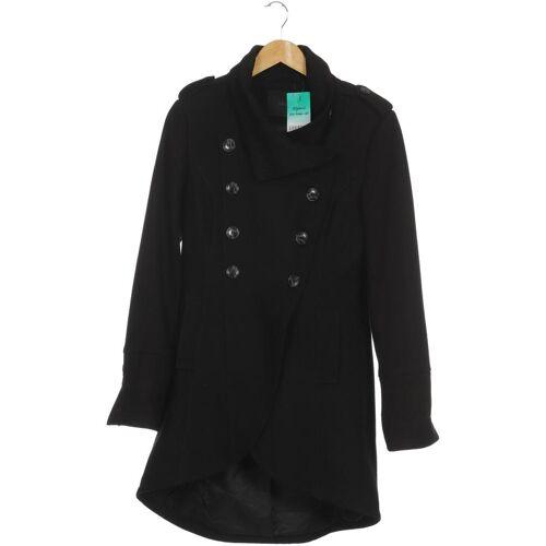Gestuz Damen Mantel schwarz kein Etikett DE 38
