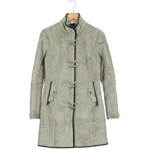 Gipsy Damen Mantel grau Synthetik INT M