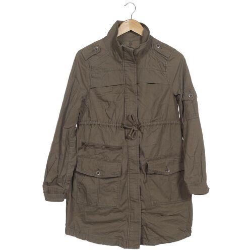 H&M Mama Damen Jacke grün Baumwolle INT S