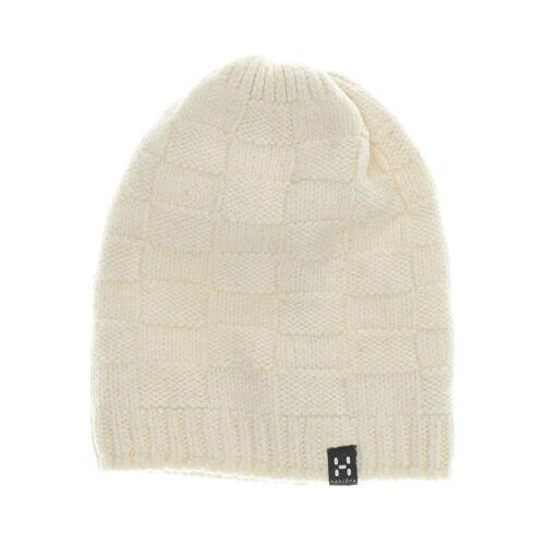 Haglöfs Damen Hut/Mütze weiß Synthetik Wolle INT ONESIZE