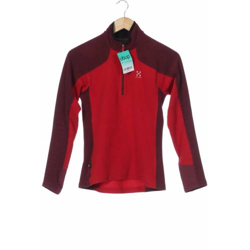 Haglöfs Damen Pullover rot Synthetik INT XS