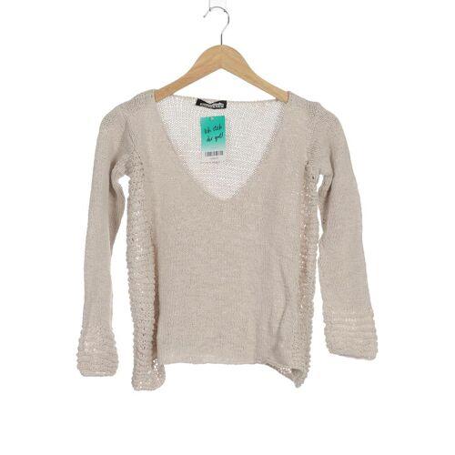 HIMALAYA Damen Pullover beige Baumwolle INT M