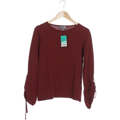 HIMALAYA Damen Pullover rot Baumwolle INT S
