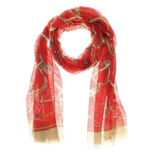 Hallhuber Damen Schal rot kein Etikett
