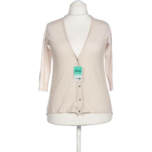 Hemisphere Damen Strickjacke beige Wolle DE 34