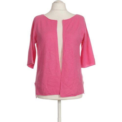 Herzensangelegenheit Damen Strickjacke pink Kaschmir DE 36