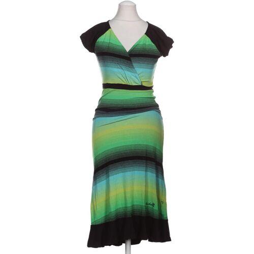 Hookahey Damen Kleid grün kein Etikett INT XS