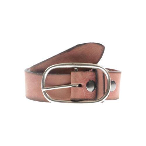 hüftgold berlin Damen Gürtel pink Leder 85