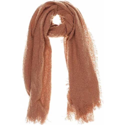 ICHI Damen Schal pink kein Etikett
