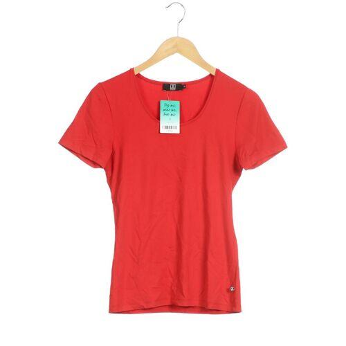 JETTE Jette Joop Damen T-Shirt rot kein Etikett DE 36