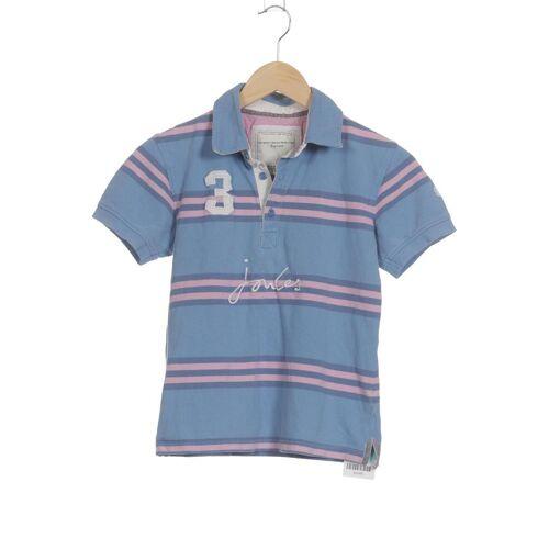 Joules Damen Poloshirt blau kein Etikett UK 8