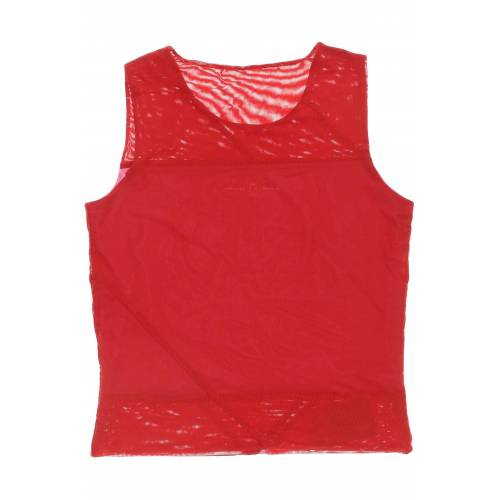 KAPALUA Damen Top rot kein Etikett INT S