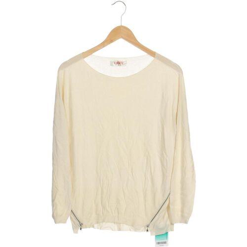 KONTATTO Damen Pullover beige kein Etikett INT XL