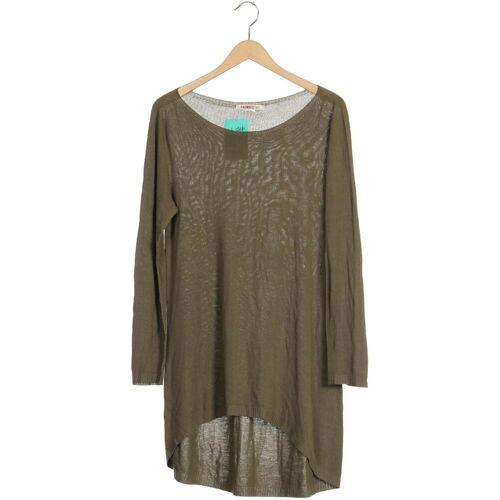 KONTATTO Damen Pullover grün kein Etikett INT M