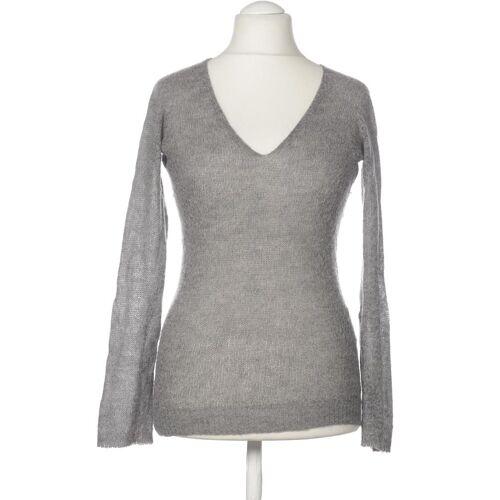 KONTATTO Damen Pullover grau kein Etikett INT M