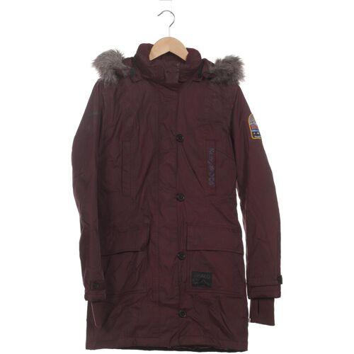 KangaROOS Damen Mantel rot Synthetik EUR 36