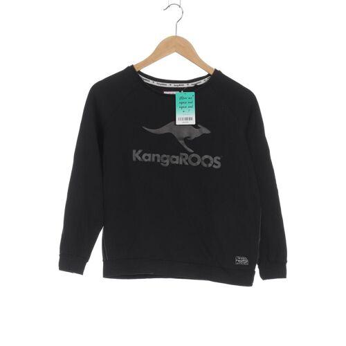 KangaROOS Damen Sweatshirt blau Baumwolle DE 36