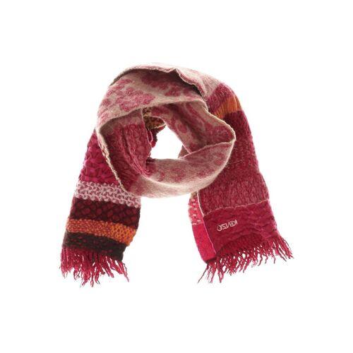 Kenzo Damen Schal pink Wolle