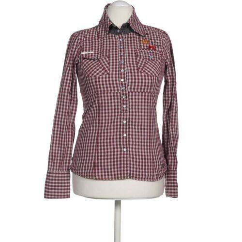 Khujo Damen Bluse rot kein Etikett INT L