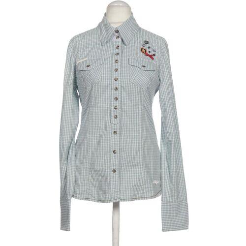 Khujo Damen Bluse grün kein Etikett INT M