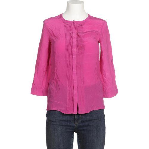 Kiomi Damen Bluse pink Seide INT S