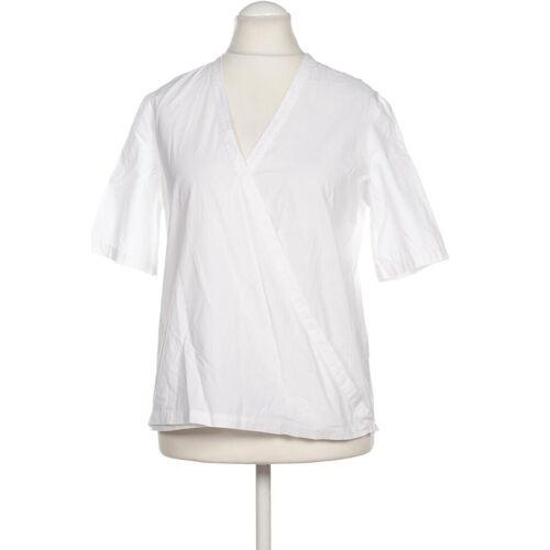 Kiomi Damen Bluse weiß Baumwolle DE 38