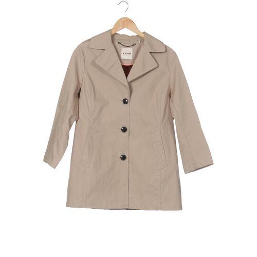 Kiomi Damen Mantel beige kein Etikett DE 40