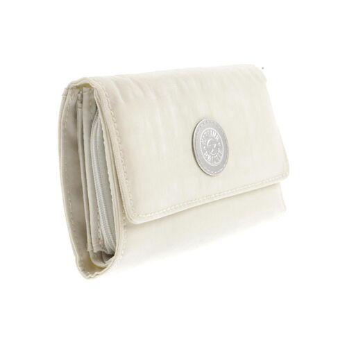 Kipling Damen Portemonnaie weiß kein Etikett