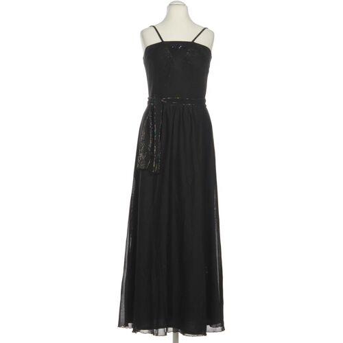 Kleemeier Damen Kleid schwarz Viskose DE 38