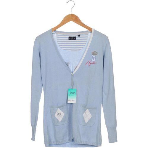 L´Argentina Damen Strickjacke blau kein Etikett INT M