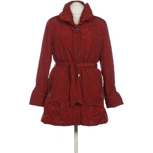 Lebek Damen Mantel rot Synthetik DE 42