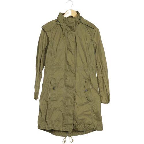 Levis Damen Mantel grün Baumwolle INT S