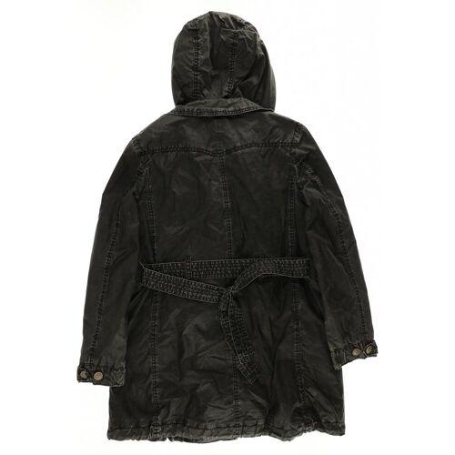 Levis Damen Mantel grau Baumwolle INT XS