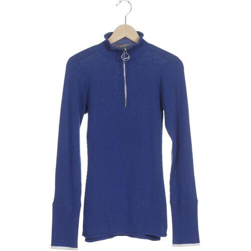 Liebeskind Berlin Damen Pullover blau kein Etikett INT XS